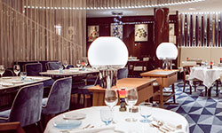 Rivea London Restaurant