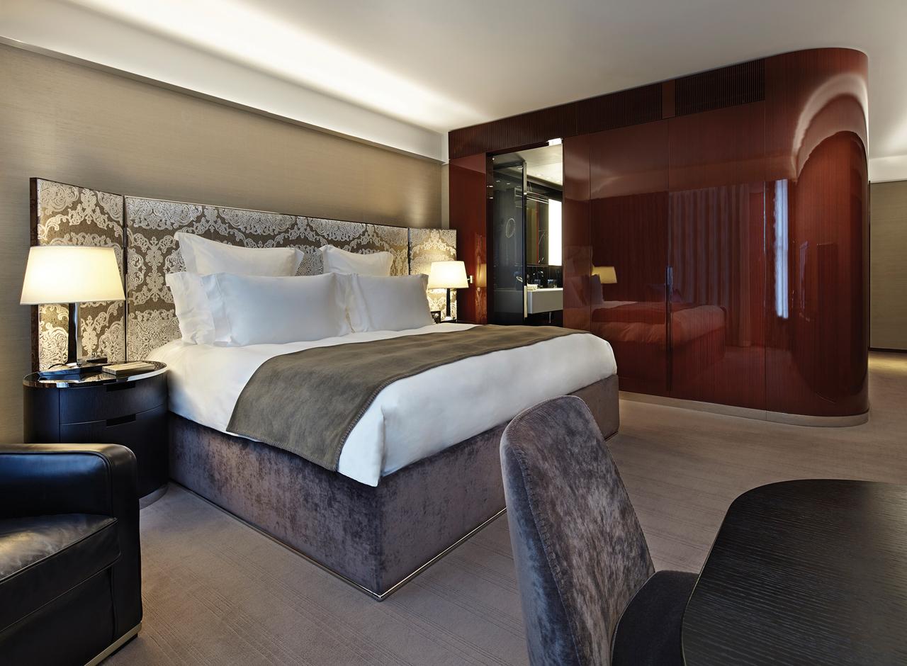 Bulgari interiors prime development for Design hotel londra